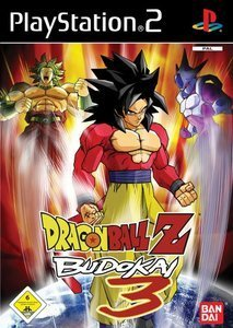 Dragonball Z - Budokai 3 (German) (PS2)