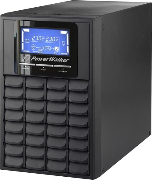 BlueWalker PowerWalker VFI 1000C LCD, USB/Port szeregowy (10120177)