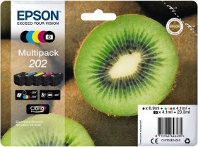 Epson ink 202 multipack (C13T02E74010)