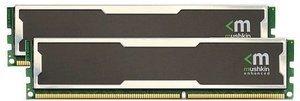 Mushkin Enhanced Silverline Stiletto DIMM Kit 8GB, DDR2-800, CL5-5-5-18 (996762)
