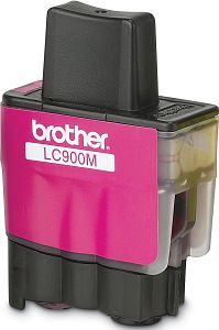 Brother LC900M Tinte magenta