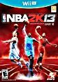NBA 2K13 (WiiU)