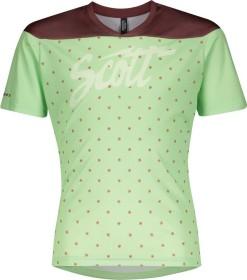 Scott Trail 20 Trikot kurzarm mint green/maroon red (Junior) (275364-6457)