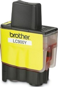 Brother Tinte LC900Y gelb