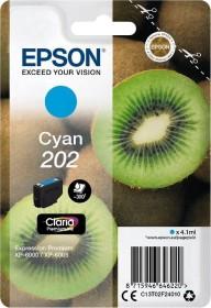 Epson Tinte 202 cyan (C13T02F24010)