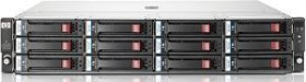HP StorageWorks D2600 36TB, 2x Gb LAN, 2HE (QK765A)