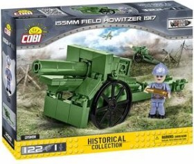 Cobi Historical Collection Great War 155mm Field Howitzer 1917 (2981)