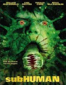 Subhuman (DVD)