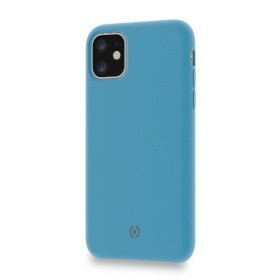 Celly Leaf für Apple iPhone 11 blau (LEAF1001LB)