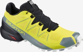 Salomon Speedcross 5 sulphur spring/black/white (Herren) (407967)
