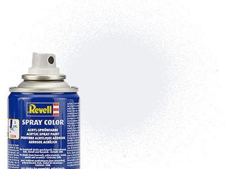 Revell Spray Color weiß, seidenmatt (34301)