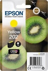 Epson Tinte 202 gelb (C13T02F44010)