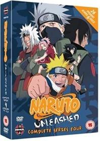 Naruto Unleashed Season 4 (UK)