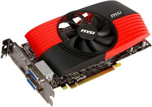 MSI R6790-PM2D1GD5/OC, Radeon HD 6790, 1GB GDDR5, 2x DVI, HDMI, DisplayPort (V244-074R)