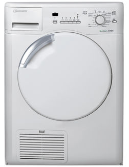 Bauknecht TK Plus 72A Tue condenser tumble dryer