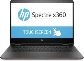 HP Spectre x360 15-bl001na Dark Ash Silver, UK (Z6K97EA#ABU)