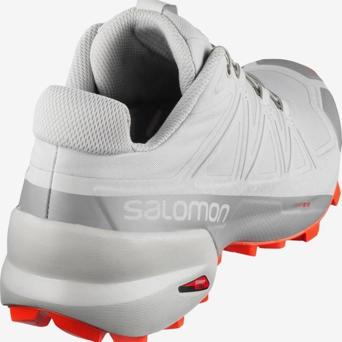 Salomon Speedcross 5 vapor bluealloycherry tomato (Herren) (408006)