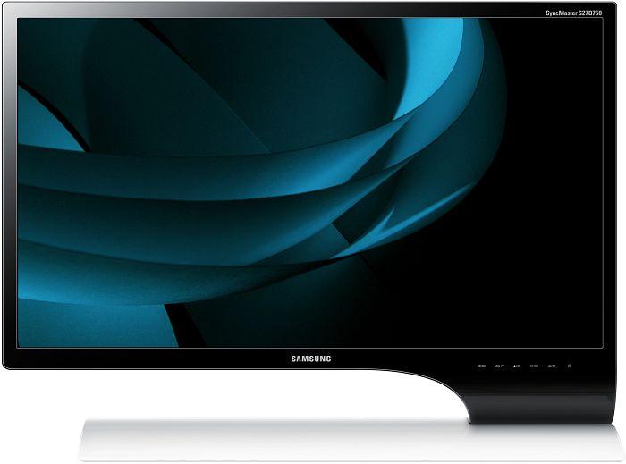 """Samsung SyncMaster S27B750V, 27"""" (LS27B750VS/EN)"""
