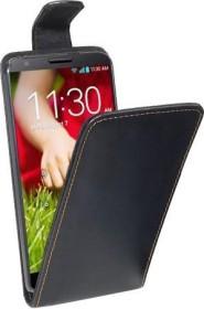 Pedea Flip Cover für LG G2 schwarz (10360021)