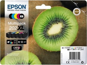 Epson ink 202XL multipack (C13T02G74010)