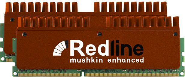 Mushkin Enhanced Redline Ridgeback DIMM Kit  8GB, DDR3-1600, CL7-7-7-24 (997057)