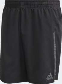 adidas Saturday running pants short black (men) (FQ4707)