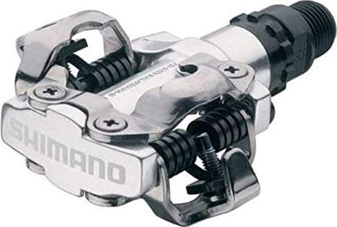 Shimano PD-M520-L Pedals silver -- via Amazon Partnerprogramm