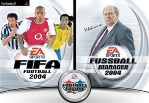 Football Fusion 2004 (German) (PS2)