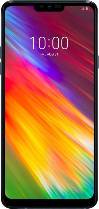 LG Electronics G7 Fit Dual-SIM LMQ850EMW schwarz