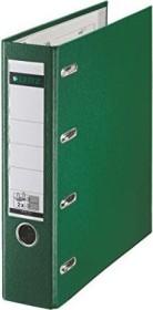 Leitz Plastik-Doppelordner 75mm, grün (10120055)