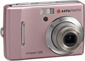 AgfaPhoto Compact 100 pink