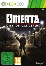 Omerta - City of Gangsters (German) (Xbox 360)