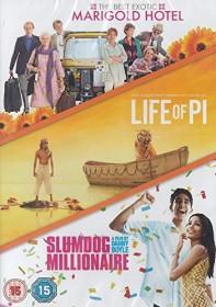 Life of Pi (DVD) (UK)
