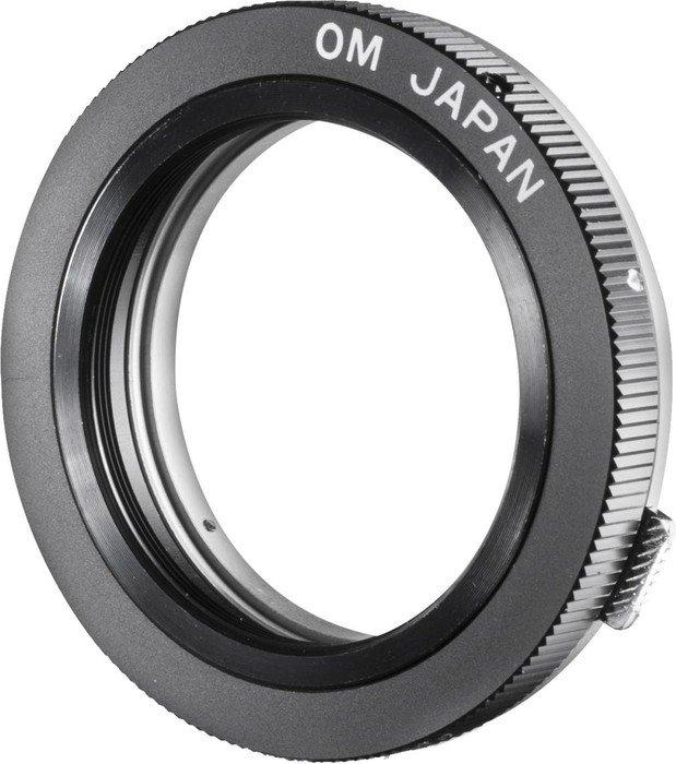 Walimex Pro Kipon T2 on Olympus OM lens adapter (11004)