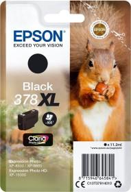 Epson Tinte 378XL schwarz (C13T37914010)