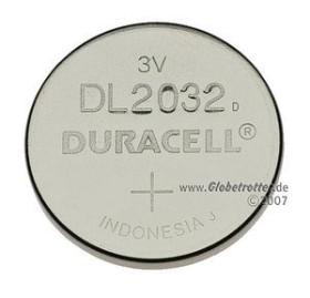 Duracell CR2032, 2er-Pack