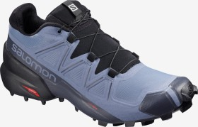 Salomon Speedcross 5 flint stone/black/india ink (Herren) (407968)