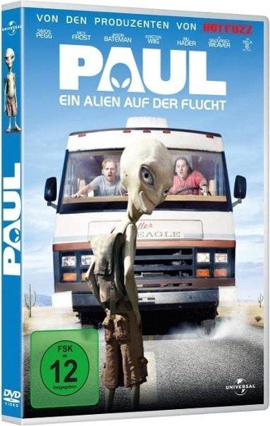 Paul - Ein Alien auf der Flucht -- via Amazon Partnerprogramm