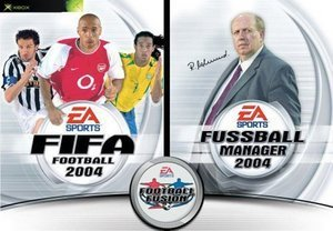 Football Fusion 2004 (German) (Xbox)