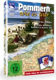 Pommern - Wie es war (DVD)