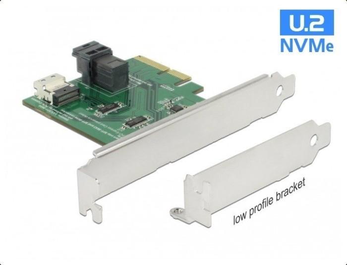 DeLOCK PCIe > SFF-8643 + SFF-8654 (89923)