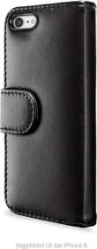 Artwizz SeeJacket Leather für Apple iPhone SE (2020)/8/7 schwarz (0296-1779)