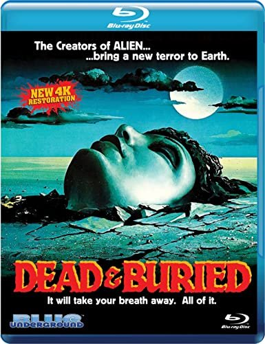 Dead And Buried (Blu-ray) -- via Amazon Partnerprogramm