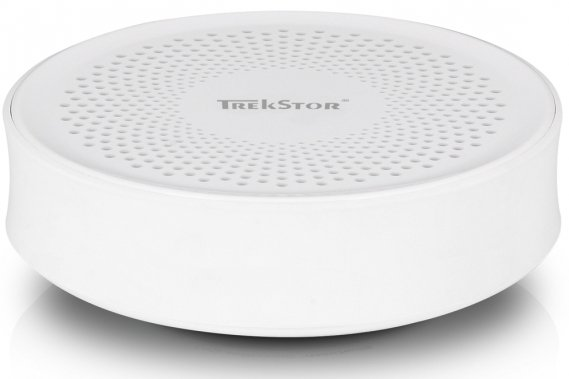 TrekStor Bluetooth SoundBox 2in1 weiß (17215)