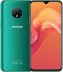 Doogee X95 grün