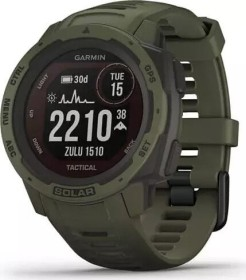 Garmin Instinct Solar Tactical grün (010-02293-04)