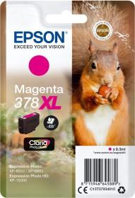 Epson Tinte 378XL magenta (C13T37934010)
