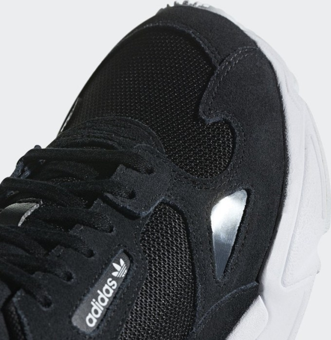 promo code 73393 fd9a8 adidas Falcon core blackftwr white (ladies) (B28129) starting from £ 63.86  (2019)  Skinflint Price Comparison UK