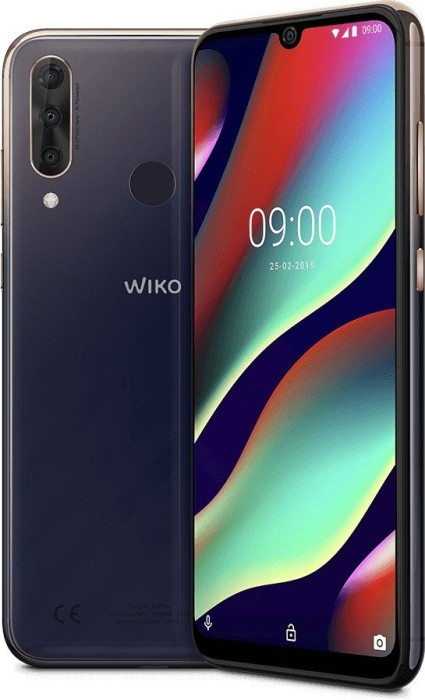 Wiko View 3 Pro 64GB nightfall