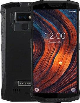Doogee S80 schwarz